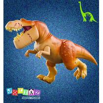 T-rex Butch Un Gran Dinosaurio Muerde Ruge Y Galopa