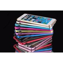 Funda Bumper Aluminio 10 Colores Iphone 6 6s + Regalo