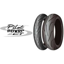 Llanta Moto Pista Michelin Pilot Power Doble Comp 190/50-17