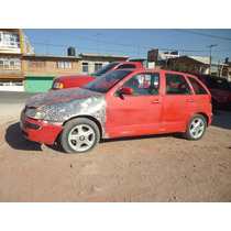 Seat Ibiza 2003 Accidentado,motor 1.6,standar, Electrico