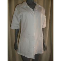 Filipina De Enfermera Talla G Color Blanco