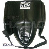 Concha Riñonera Cleto Reyes Negro Mediano
