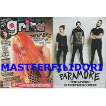Hayley Williams Paramore Revista Grita De Julio 2013
