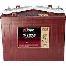 Bateria Trojan T1275 Acido Plomo