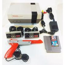 Consola Nintendo Nes Suelta 5 Meses Garantia Retromex Tcvg