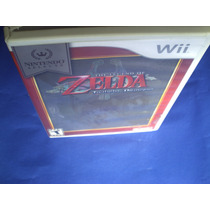 The Legend Of Zelda Twillight Princess Caja Y Disco