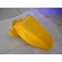Salpicadera Delantera Yamaha Bws100 Color Amarillo