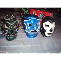 Llaveros De Mini Mascaras De Luchadores Mil Mascaras Mistico