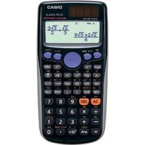Calculadora Científica Casio Fx 85es Plus. Con Panel Solar
