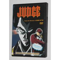 Judge Película Anime En Dvd Original Importado