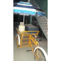 Carrito (triciclo) Para Tacos O Fritangas