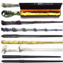 Varita Harry Potter + Estuche 9 Diferentes Modelos Hermione