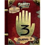 Gravity Falls Diario 3 Libro  Pasta Dura Ingles