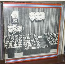 Congreso Pcc Tres Lp Album Discurso 1er Secretario De Cuba