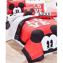 Disney Mickey Classic Hoja Luv Set Doble
