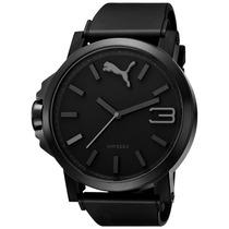 Puma Ultrasize Black 50mm Pu102941001 Relojes Diego Vez