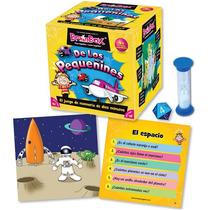 4042 Brainbox De Los Pequeñines Juego Dinámico De Memoria 4+