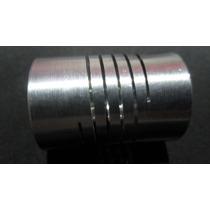 Acoplador De 6.35m A 8mm De Aluminio Impresora 3d Reprap Cnc