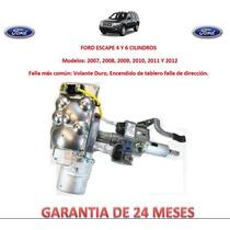 Columna Dirección Electro Asistida P/caja Ford Escape 07-12