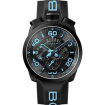 Bomberg Bolt-68 Neon Ice Blue Chronografo Su Bs430 Diego:vez