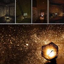 Lámpara Proyector Estrellas Planetario Cosmo Para Habitación
