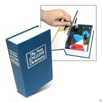 Caja Fuerte Seguridad Camuflaje De Libro Envío Gratis En 3
