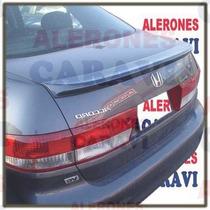 Accord 2004 Aleron Modelo Flush Oficial De Agencia
