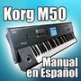 Korg M50 Manual En Español