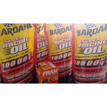 Aceite Bardahl Doy Pack Bolsa Ak 25w-50
