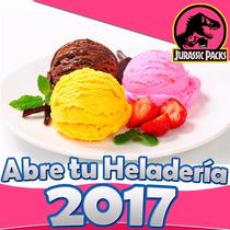 Libro:como Abrir Una Heladeria Paleteria Michoacana + Videos
