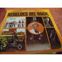 Lp Rebeldes Del Rock, Envio Gratis