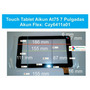 Touch Tablet Aikun Acteck China 7 Pulgadas Flex: Czy6411a01