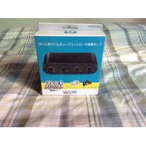 Adaptador Para Controles De Gamecube A Wii U Nuevo