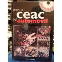 Manual Ceac De Un Automóvil Incluye En Incluye Cd -rom