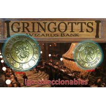 Dije Galeon Gringotts Bank Galleon Harry Potter Igo Mercenv!