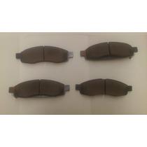 Balatas Delanteras Ceramica Nissan Titan 04-07 D1015 Akebono