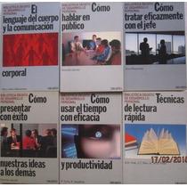 Colección Deusto De Desarrollo Personal, 6 Tomos, Edt.deusto