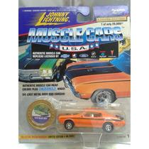 Johnny Lightning - 1970 Buick Gsx De 1996 Es Nuevo