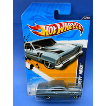 2011 Hot Wheels Muscle Mania Gm 12 66 Chevy Nova