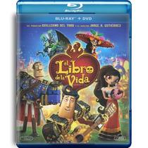 El Libro De La Vida The Book Of Life Pelicula Bluray + Dvd