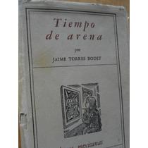 Tiempo De Arena Jaime Torres Bodet