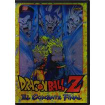 Dragon Ball Z El Combate Final , Anime Pelicula En Dvd