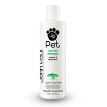 Shampoo Tea Tree Te De Arbol Jhon Paul Perro Estetica Brillo