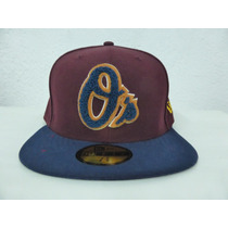 Gorras Originales New Era Beisbol Orioles Baltimore 59fifty