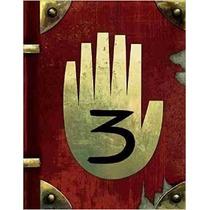 Gravity Falls Journal: 3 (inglés) Tapa Dura Preventa 26julio