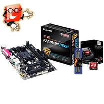 Rv Kit Actualizacion Athlon Ii X2 A6 Dual Core A 8.2ghz 4gb
