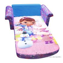 Sofa-cama Para Niños Disney Doc Mcstuffins