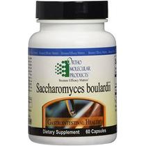 Ortho Molecular Products Saccharomyces Boulardii 60 Cápsulas