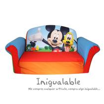 Sofa-cama Para Niños Disney Mickey Mouse