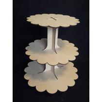 Base Para Cupcakes Muffins Panques Centro De Mesa Mdf Gmbs16